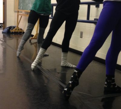 Barre & Center with Carrie Gaerte