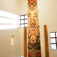 Curator's Choice Series: Solving the Mystery of the Golden Hill Totem Pole of Indianapolis