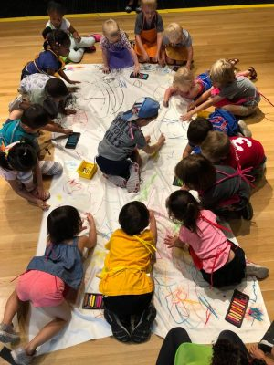 Young Explorers: Messy March