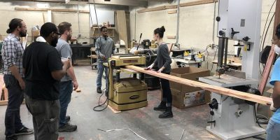 Big Car Builders: Shop Safety Class