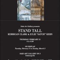 """Stand Tall"" at Saks Fifth Avenue Featuring Kerrigan Clark & Julie ""Satch"" Kern"