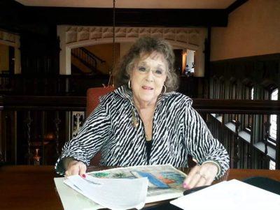 Full Circle Nine Gallery to Feature Barbara Mangus...
