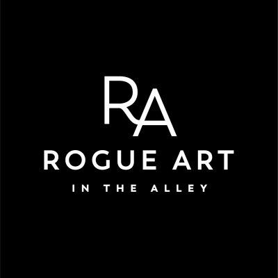 First Friday at Rogue Art in the Alley Fortville
