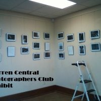 Warren Central High School Photography Club Exhibit