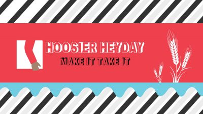 Hoosier Heyday & Indiana-themed Make It Take Its