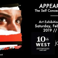 APPEARANCE: The Self Concealed/Revealed Art Exhibition & Red Carpet Runway Event