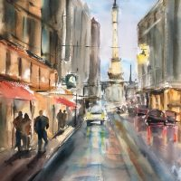 Latest Impressions by Anna Afshar