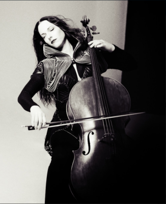 Cellist Maya Beiser performs selections from Elsew...