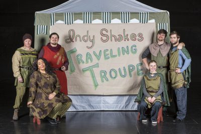 Indy Shakes Traveling Troupe's As You Like It