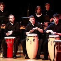 Neighborhood Concert Series: Percussion Ensemble/Symphonic Band