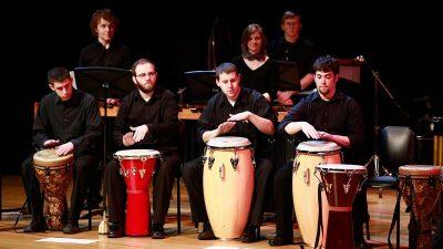 Neighborhood Concert Series: Percussion Ensemble/Symphonic Band