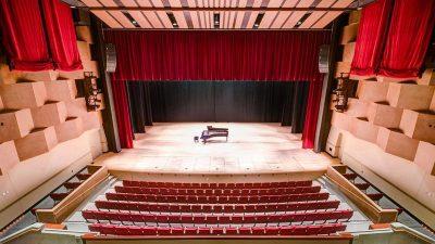 Music at Butler Series: Chorale, Chamber Singers, University Choir