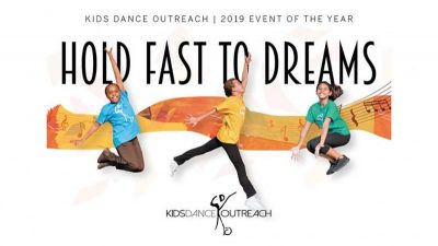 "Kids Dance Outreach Event of the Year ""Hold Fast t..."