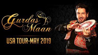 Gurdas Mann Live Show