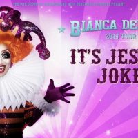 "Bianca Del Rio ""It's Jester Joke"" - SOLD OUT"