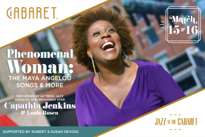 Capathia Jenkins - Phenomenal Woman: The Maya Angelou Songs & More