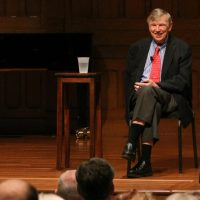 Talking Track with Donald Davidson and Sarah Fisher