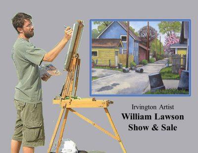 William Lawson: One Man Show & Sale