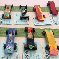 Pinewood Derby®