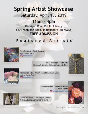 Spring Artist Showcase