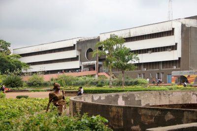 Zvi Efrat- The Most Beautiful Campus in Africa