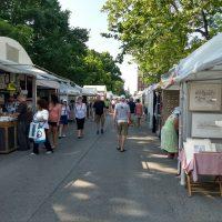 Volunteer for the Talbot Street Art Fair!