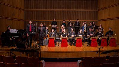 Taylor University Jazz Ensemble