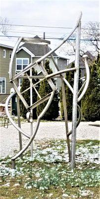 19th Street Gateway Sculpture