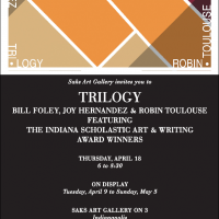 Bill Foley, Joy Hernandez, & Robin Toulouse: Trilogy at Saks Fifth Avenue