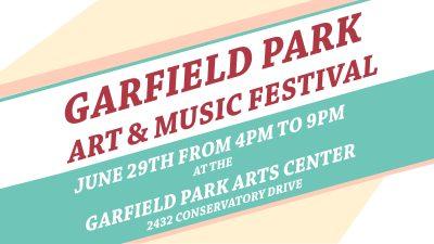 Garfield Park Art and Music Festival Seeks Artist ...