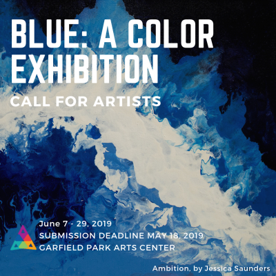 Call For Artists - Blue: A Color Exhibition