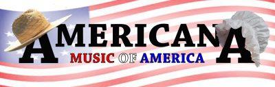Americana, Music of America