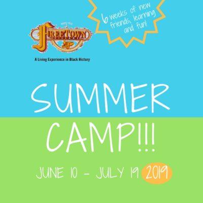 Freetown Village Summer Camp