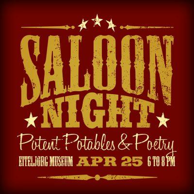 NEA Big Read: True Grit Saloon Night
