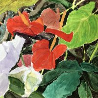 """Colors of Hawaii"" Collectors Night Open House at Villa dell'Artista"
