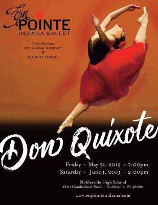 Don Quixote presented by En Pointe Indiana