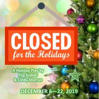 Open Auditions - CLOSED FOR THE HOLIDAYS