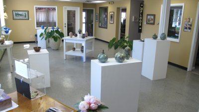 Sugar Creek Art Ctr. Open House & May Exhibits