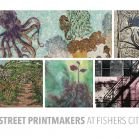 67th Street Printmakers Fishers Exhibition