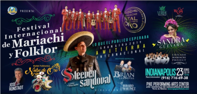 International Festival of Mariachi and Ballet Folklorico