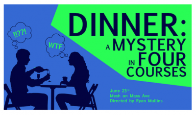 COME CRIME AND DINE WITH NOEXIT!