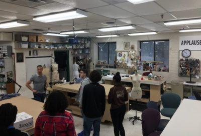ArtForce Apprenticeship Program for High School Students