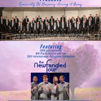 "Circle City Sound presents"" Community IN Harmony - Giving It Away"""