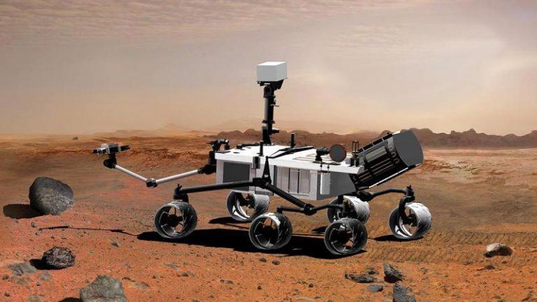 nasa explorer mars - 768×432