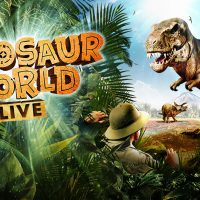 Dinosaur World Live! Matinee for School Groups