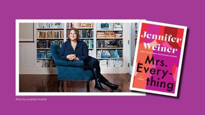 An Evening with Author Jennifer Weiner