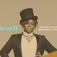 Alex Newell at The Cabaret
