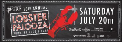Indianapolis Opera's 10th Annual Lobsterpalooza