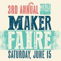 Nickel Plate Arts' Maker Faire