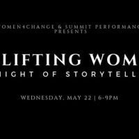 Uplifting Women: A Night of Storytelling